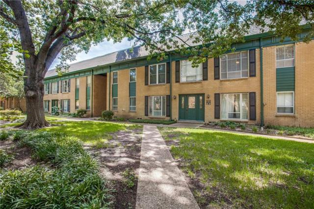 6020 E University Boulevard #218, Dallas, TX 75206 (MLS #14078192) :: Team Hodnett