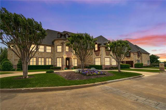 210 E Continental Boulevard, Southlake, TX 76092 (MLS #14078720) :: Baldree Home Team