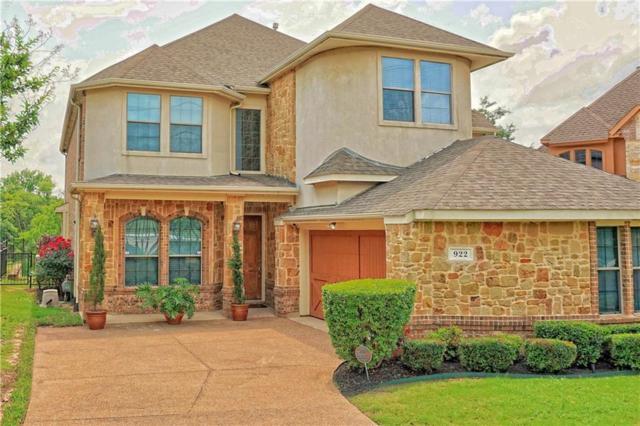 922 St George Place, Desoto, TX 75115 (MLS #14087392) :: Lynn Wilson with Keller Williams DFW/Southlake