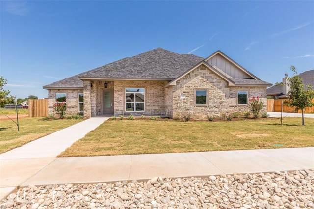2301 Savanah Oaks Bend, Abilene, TX 79602 (MLS #14088105) :: The Chad Smith Team