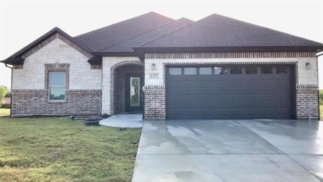 127 Lakeshore Drive, Runaway Bay, TX 76426 (MLS #14095073) :: The Heyl Group at Keller Williams