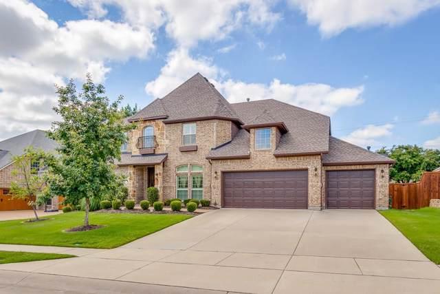 1710 Cross Timbers Drive N, Prosper, TX 75078 (MLS #14100599) :: Frankie Arthur Real Estate