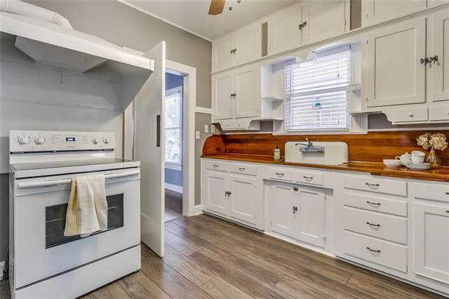 2204 Harrison Avenue, Fort Worth, TX 76110 (MLS #14104511) :: The Real Estate Station