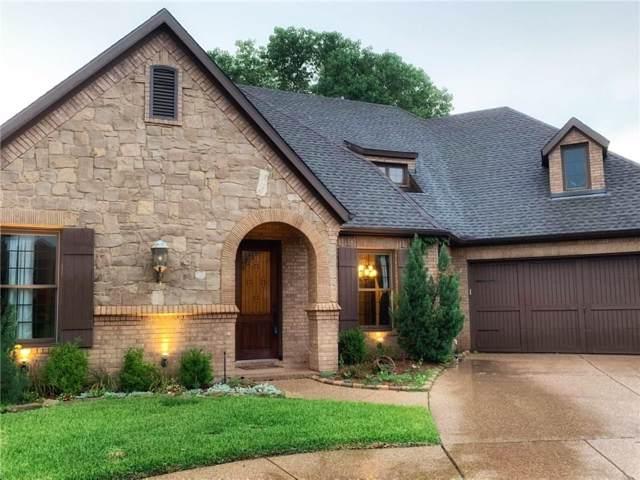 4100 Tuscany Oaks Drive, Arlington, TX 76016 (MLS #14104907) :: RE/MAX Landmark