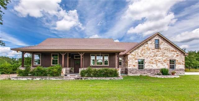215 Sandstone Way, Gordon, TX 76453 (MLS #14111864) :: RE/MAX Landmark