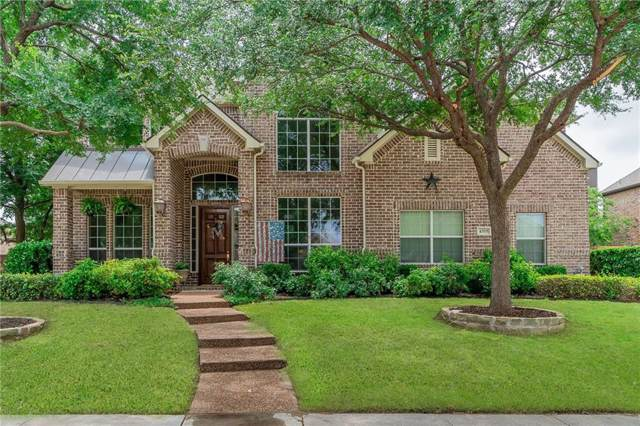 4355 Liam Drive, Frisco, TX 75034 (MLS #14119388) :: Robbins Real Estate Group
