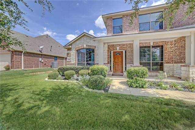 1237 Litchfield Lane, Burleson, TX 76028 (MLS #14123006) :: The Mitchell Group