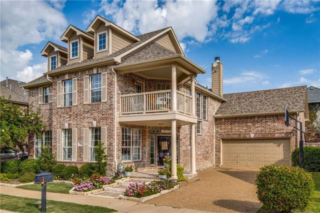 4444 Ballymena Drive, Frisco, TX 75034 (MLS #14140352) :: The Mitchell Group