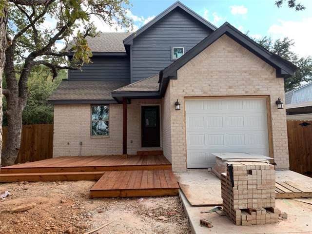 1713 Bronco Road, Granbury, TX 76049 (MLS #14140629) :: RE/MAX Town & Country