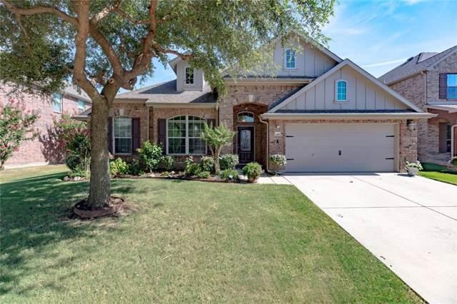 4012 Alderbrook Lane, Fort Worth, TX 76262 (MLS #14143259) :: Century 21 Judge Fite Company