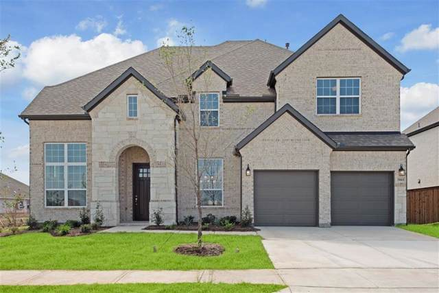 3061 Clearwater Drive, Prosper, TX 75078 (MLS #14144695) :: Lynn Wilson with Keller Williams DFW/Southlake