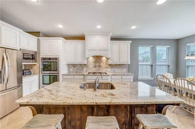 831 Quiet Oak Lane, Prosper, TX 75078 (MLS #14149454) :: Trinity Premier Properties