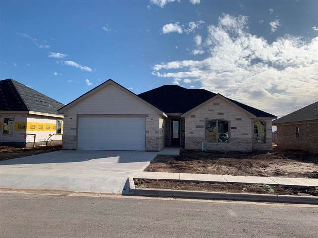 237 Carriage Hills Parkway, Abilene, TX 79602 (MLS #14152982) :: The Chad Smith Team