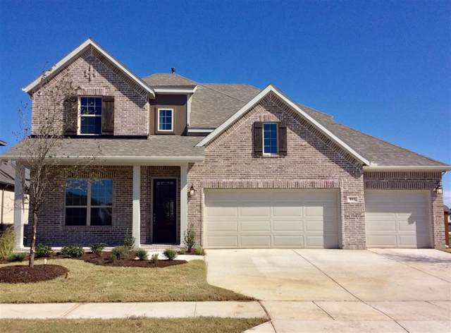 841 Orchard Drive, Prosper, TX 75078 (MLS #14155371) :: Lynn Wilson with Keller Williams DFW/Southlake