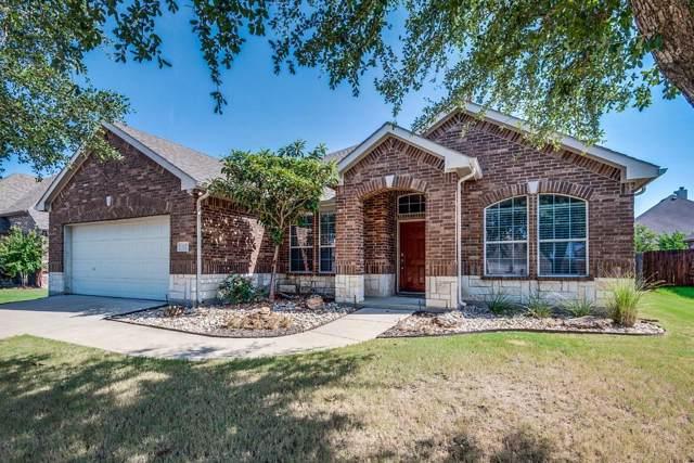 112 Thoroughbred Street, Waxahachie, TX 75165 (MLS #14158864) :: Team Hodnett