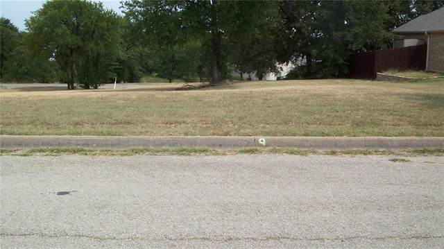 Lot 9R Holiday Hills Drive, Mineral Wells, TX 76067 (MLS #14159611) :: The Chad Smith Team