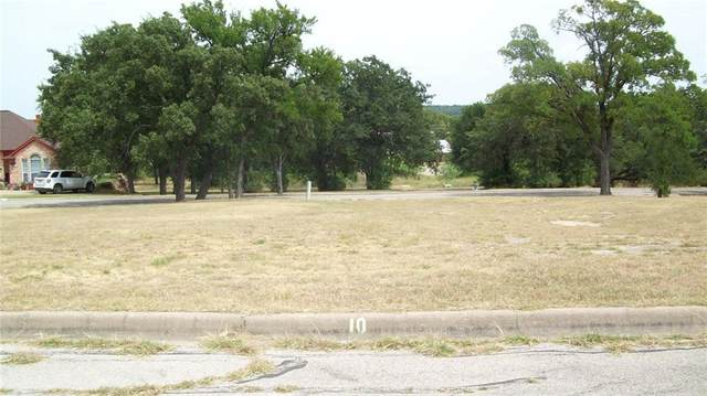 Lot 10R Holiday Hills Drive, Mineral Wells, TX 76067 (MLS #14159624) :: The Chad Smith Team