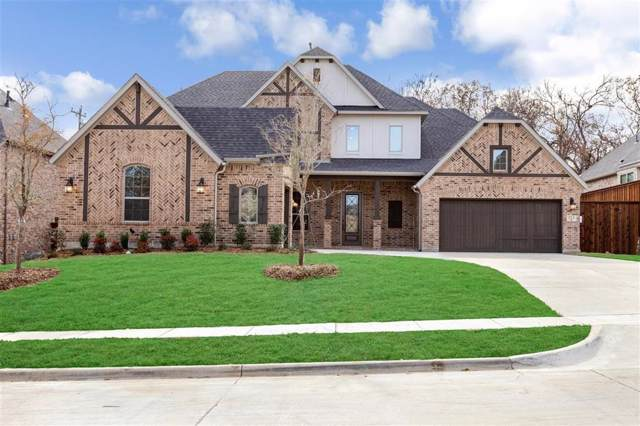 113 Chisholm Trail, Highland Village, TX 75077 (MLS #14167030) :: The Daniel Team