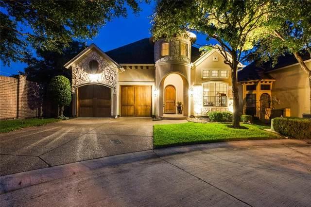 3622 Vineyard Way, Farmers Branch, TX 75234 (MLS #14172489) :: The Chad Smith Team