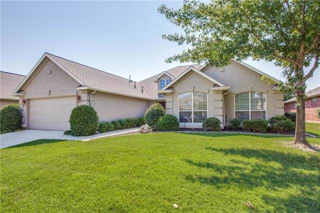 10301 Murray S Johnson Street, Denton, TX 76207 (MLS #14178797) :: Real Estate By Design