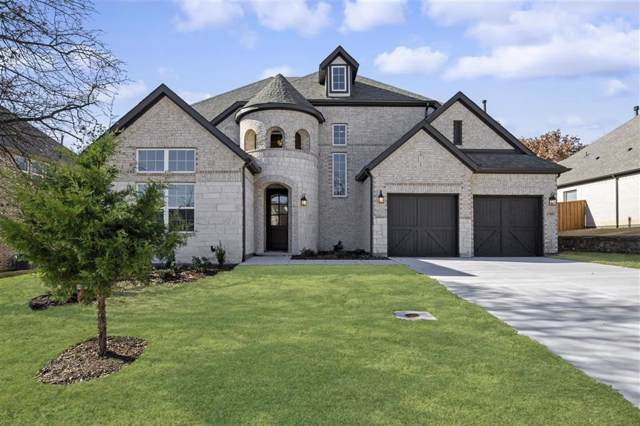 1709 Carter Circle, Flower Mound, TX 75028 (MLS #14184885) :: RE/MAX Town & Country