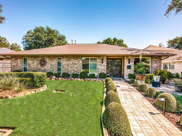 7884 Querida Lane, Dallas, TX 75248 (MLS #14191473) :: The Good Home Team