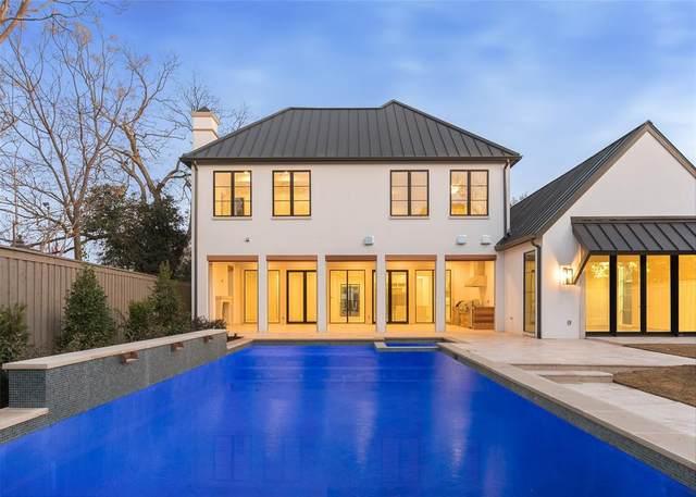 4523 Bluffview Boulevard, Dallas, TX 75209 (MLS #14192595) :: Frankie Arthur Real Estate