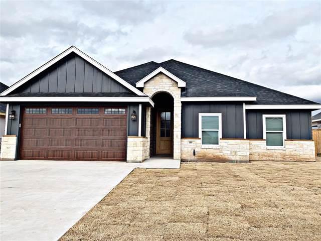 180 Carriage Hills Parkway, Abilene, TX 79602 (MLS #14210943) :: Ann Carr Real Estate