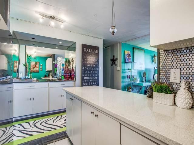 3883 Turtle Creek Boulevard #1001, Dallas, TX 75219 (MLS #14218716) :: The Hornburg Real Estate Group