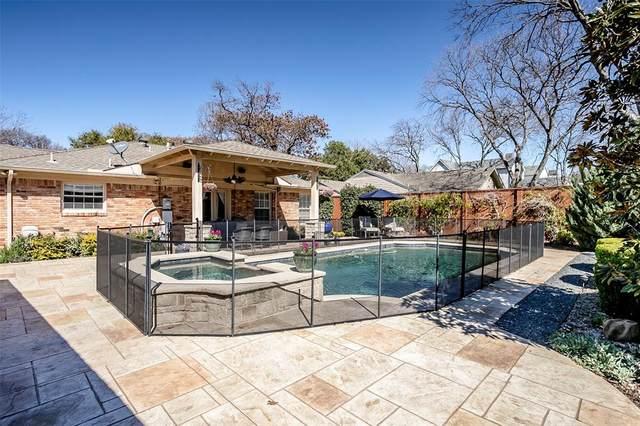 3960 Dunhaven Road, Dallas, TX 75220 (MLS #14230874) :: Potts Realty Group