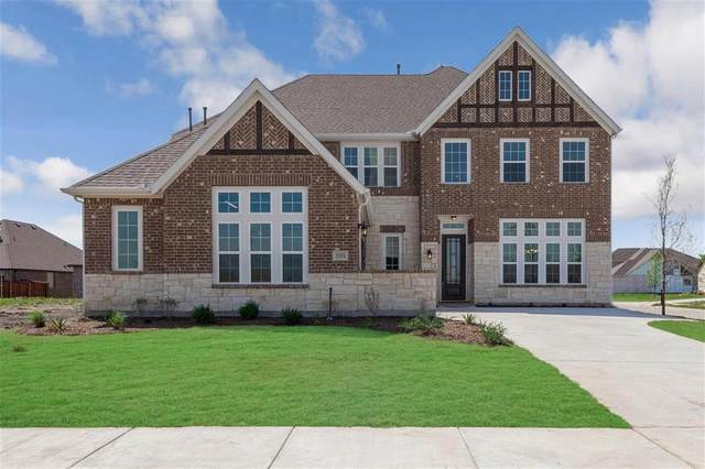 3151 Clearwater Drive, Prosper, TX 75078 (MLS #14246198) :: Real Estate By Design