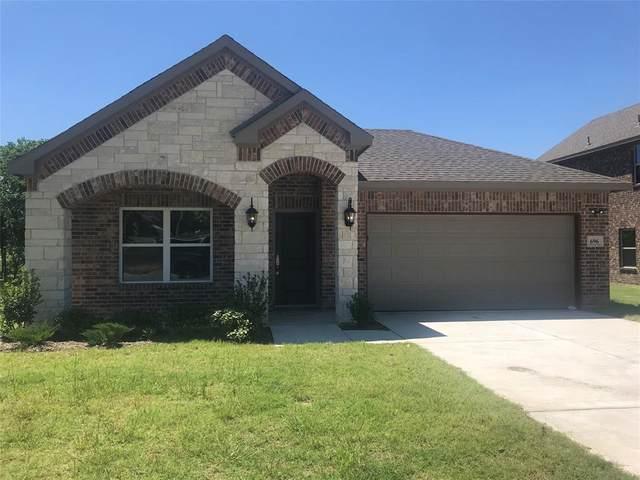 696 Prairie Creek Drive, Princeton, TX 75407 (MLS #14253418) :: The Heyl Group at Keller Williams