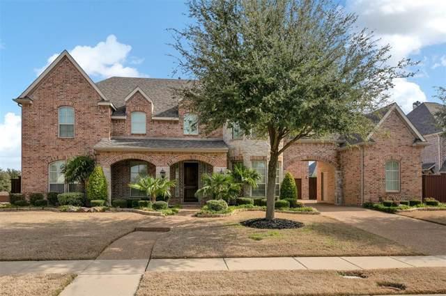 2264 Hermitage Drive, Allen, TX 75013 (MLS #14264108) :: All Cities Realty
