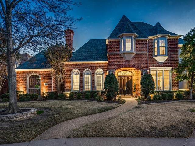 5808 Roswell Drive, Plano, TX 75093 (MLS #14264272) :: The Chad Smith Team