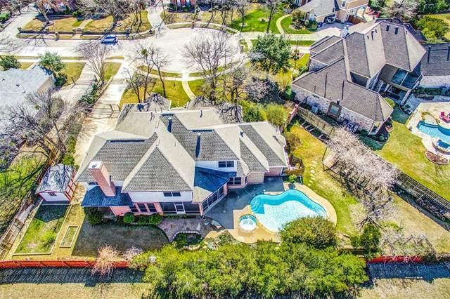 1605 Wingate Court, Keller, TX 76248 (MLS #14269161) :: Trinity Premier Properties