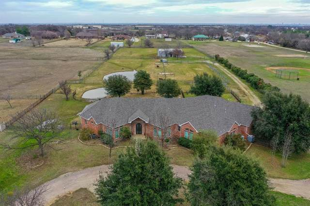 500 Opal Drive, Oak Point, TX 75068 (MLS #14269221) :: Team Tiller