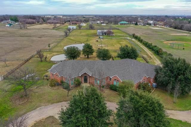 500 Opal Drive, Oak Point, TX 75068 (MLS #14269221) :: Tenesha Lusk Realty Group