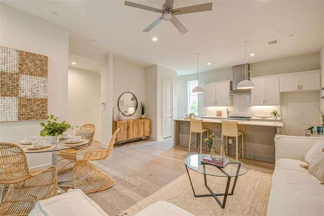 5707 Lindell #205, Dallas, TX 75206 (MLS #14276619) :: The Kimberly Davis Group