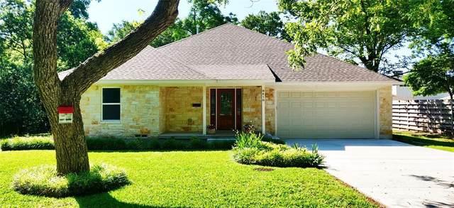 8618 Groveland Drive, Dallas, TX 75218 (MLS #14279017) :: Robbins Real Estate Group
