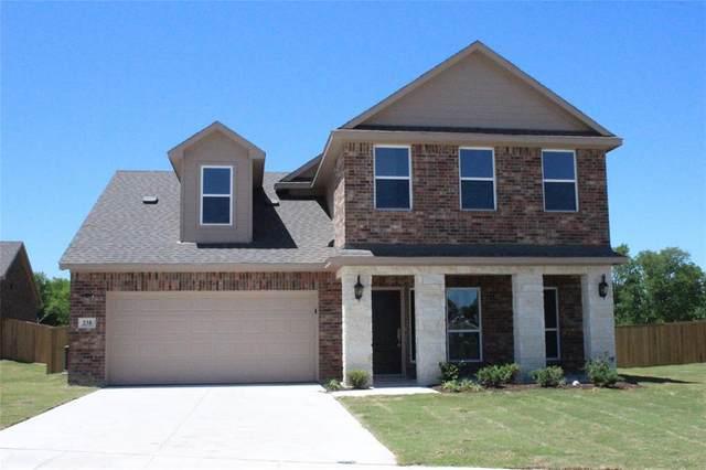 238 Teakwood Drive, Princeton, TX 75407 (MLS #14285017) :: The Heyl Group at Keller Williams