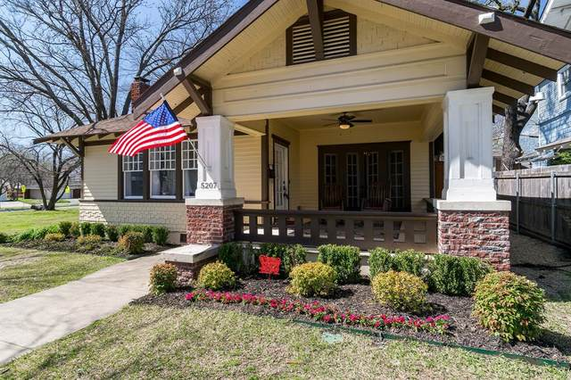 5207 Victor Street, Dallas, TX 75214 (MLS #14293149) :: Hargrove Realty Group