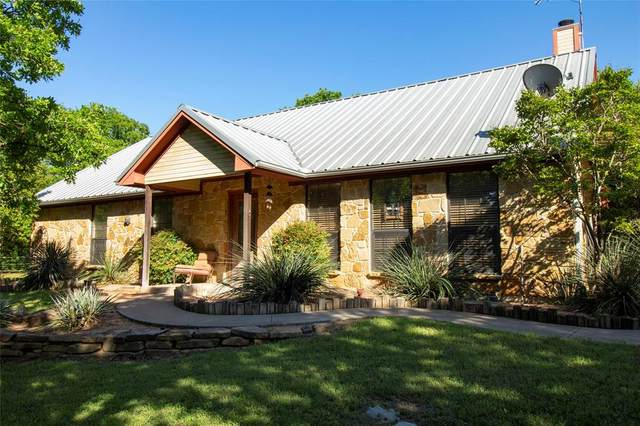 2254 Fm 2201 Road, Santo, TX 76472 (MLS #14321846) :: The Kimberly Davis Group
