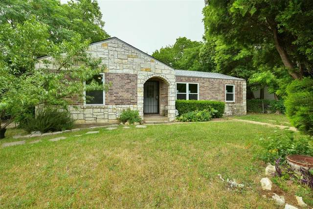 3258 Abney Avenue, Fort Worth, TX 76110 (MLS #14323390) :: North Texas Team | RE/MAX Lifestyle Property