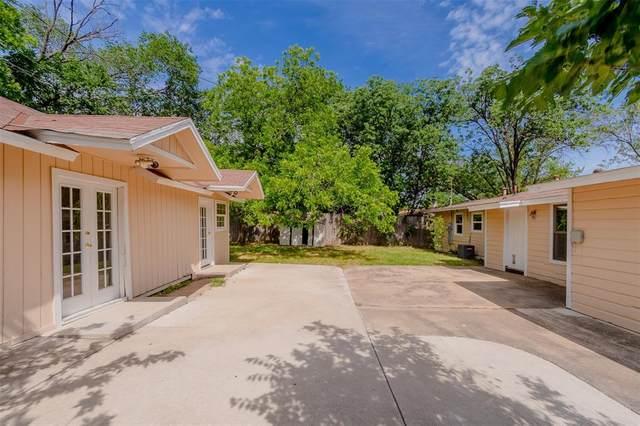 5209 Mallory Drive, Haltom City, TX 76117 (MLS #14328800) :: Robbins Real Estate Group