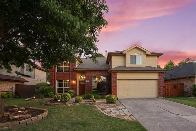 268 Brookdale Drive, Little Elm, TX 75068 (MLS #14335738) :: The Kimberly Davis Group