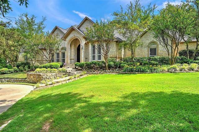 3502 Deer Creek Circle, Denison, TX 75020 (MLS #14344185) :: Keller Williams Realty