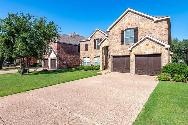 12265 Fairway Meadows Drive, Fort Worth, TX 76179 (MLS #14344680) :: The Chad Smith Team