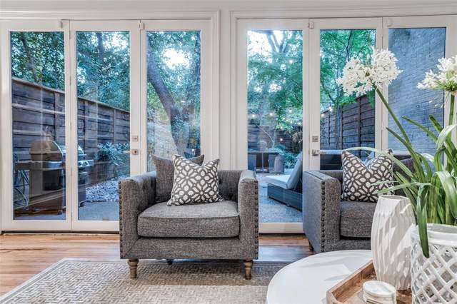 4019 Travis Street, Dallas, TX 75204 (MLS #14350438) :: The Hornburg Real Estate Group