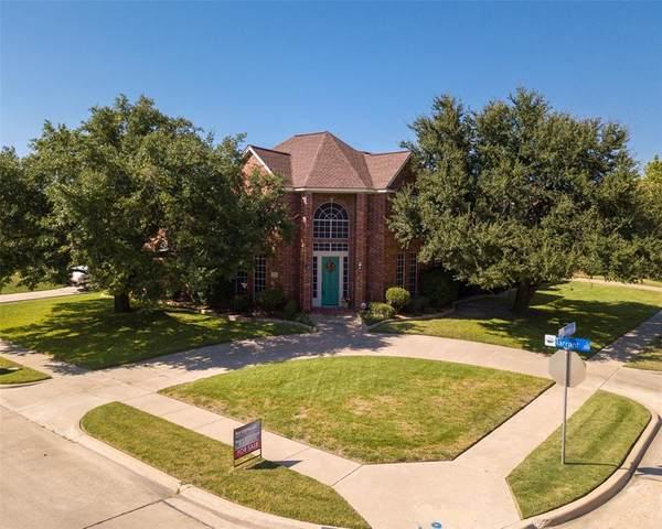 2004 Tarrant Lane, Colleyville, TX 76034 (MLS #14424994) :: Real Estate By Design
