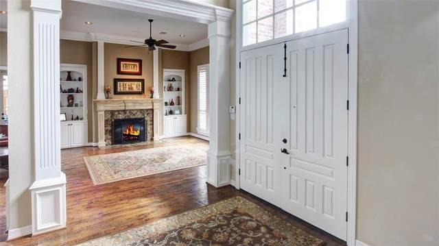 5109 Marble Falls Lane, Plano, TX 75093 (MLS #14439102) :: Real Estate By Design